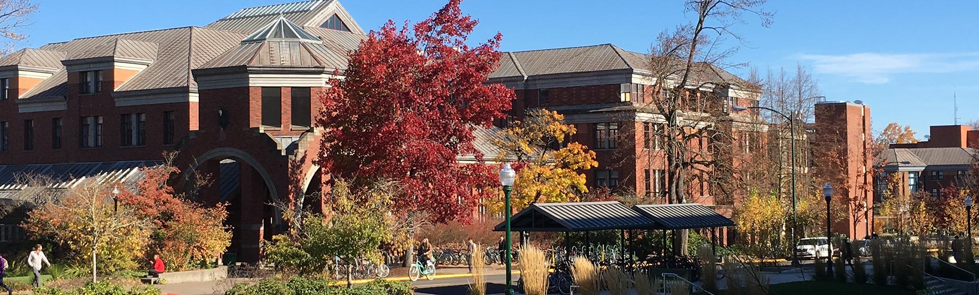 University of Oregon Campus - August 13 -16, 2019